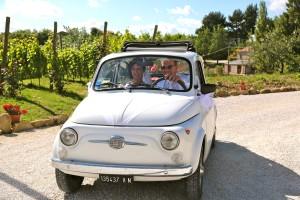 Italiaanse bruiloft V&P
