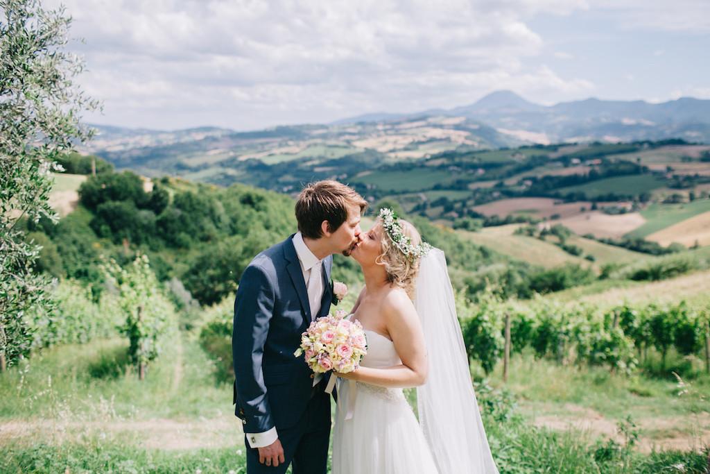 bruiloft italie A&B