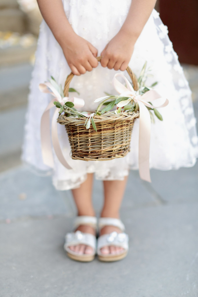trouwen in Italie Toscane bloemen