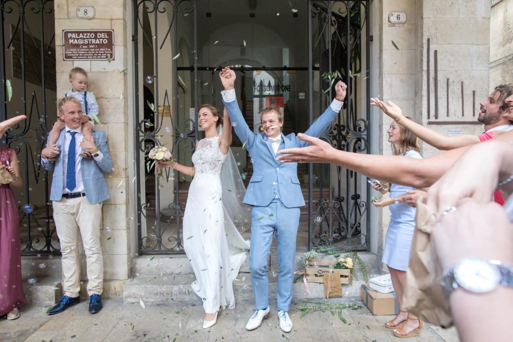 trouwen italie stadhuis