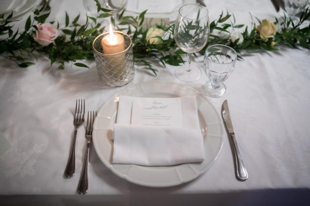 diner trouwen italie