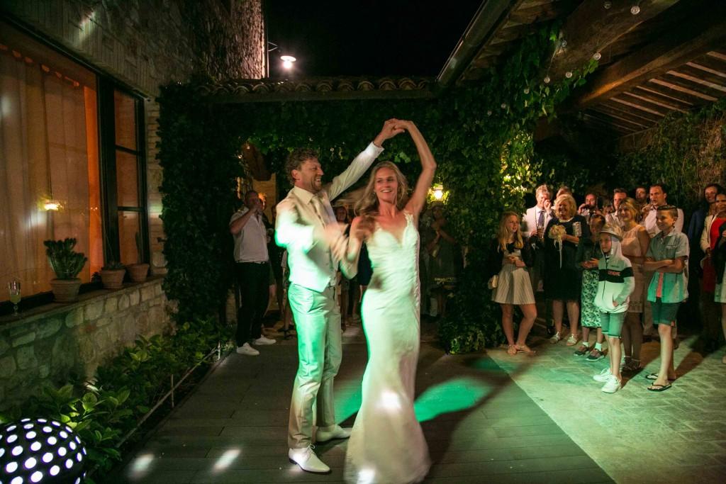 trouwen italie feest